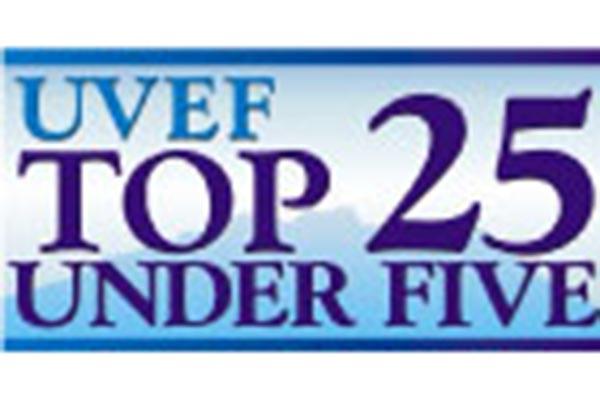 Top 25 Under 5 in Utah (2008)