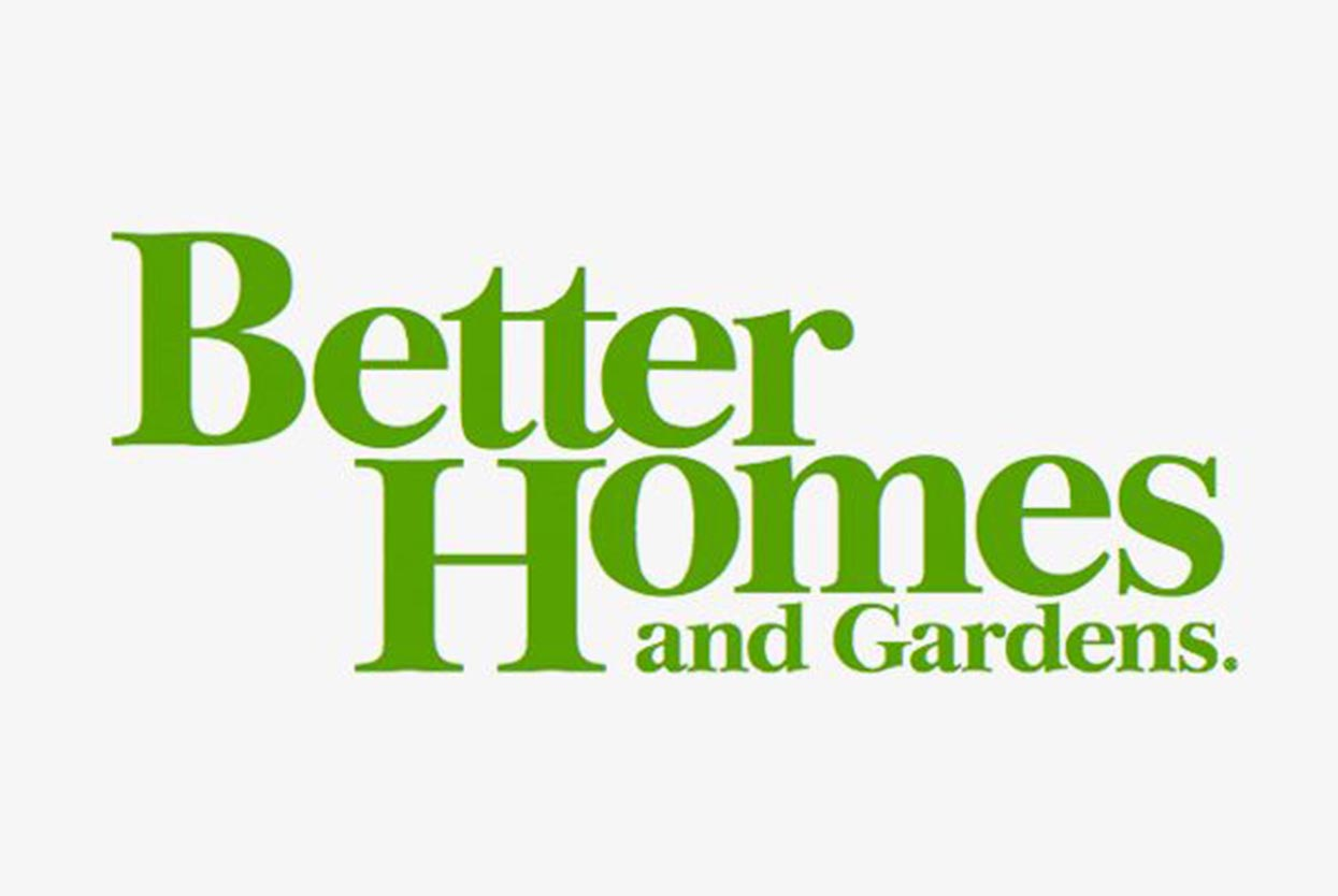 Simple Garden in Better Homes & Garden