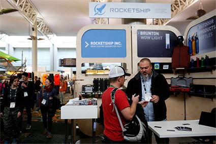 Rocketship In the News – Outdoor Retailer Show