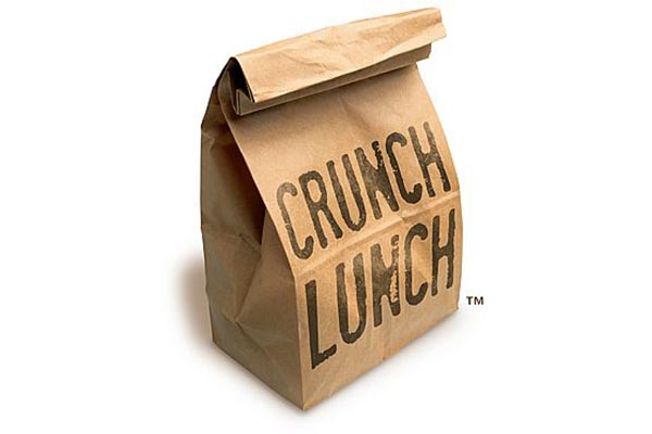 Presenting at Crunch Lunch