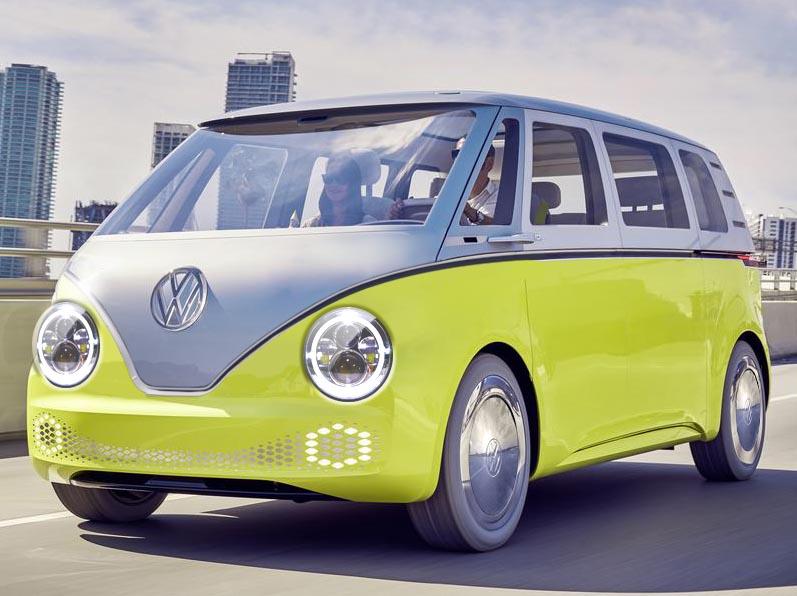 Rocketship's Take on the VW Microbus