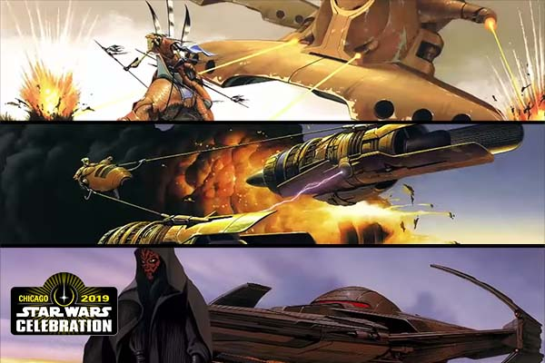 The Design Process of Star Wars: Episode I